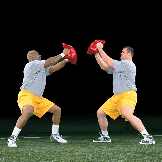 Power Bag - Conditioning Bag - Football sandbag THUMBNAIL