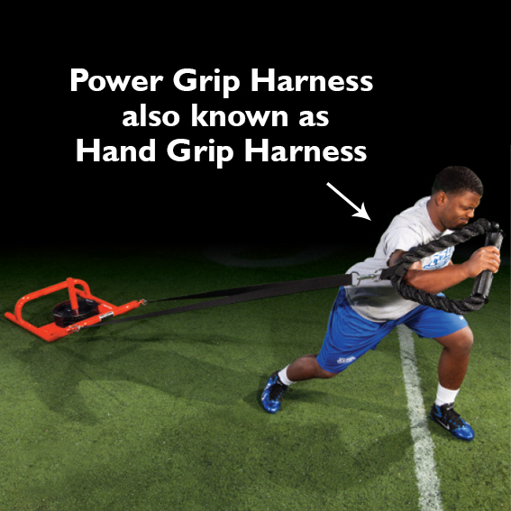 Power Grip Harness - Hand Grip Harness - Rope Harness - Harnesses