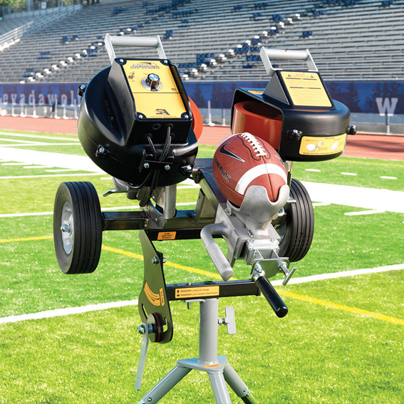 Snap Attack football passing machine LARGE