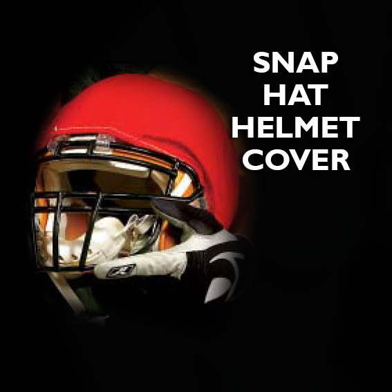 Snap Hat helmet cover LARGE