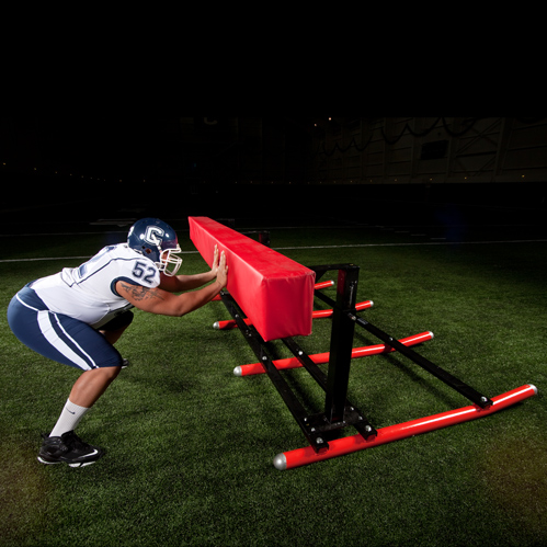 Shiver Board Sled - football sleds