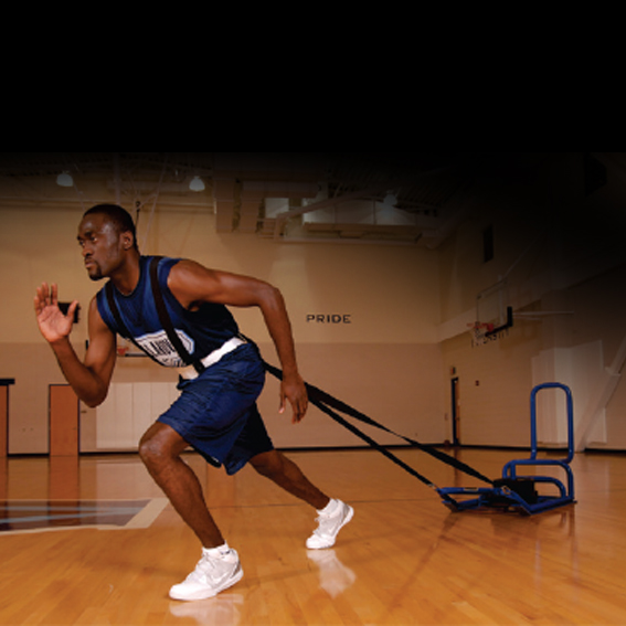 Basketball Shoulder Harness - basketball training harness LARGE