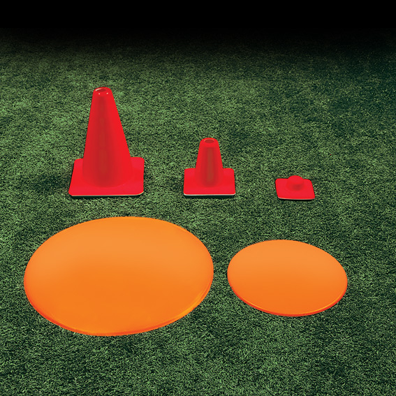 Traffic Cone - orange cone - obstacle cone
