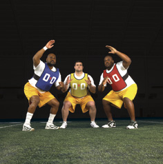 Buddy Vest - football vest THUMBNAIL
