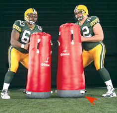 Standback V5 Dummy - football dummy LARGE