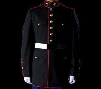 Evening dress usmc enlisted