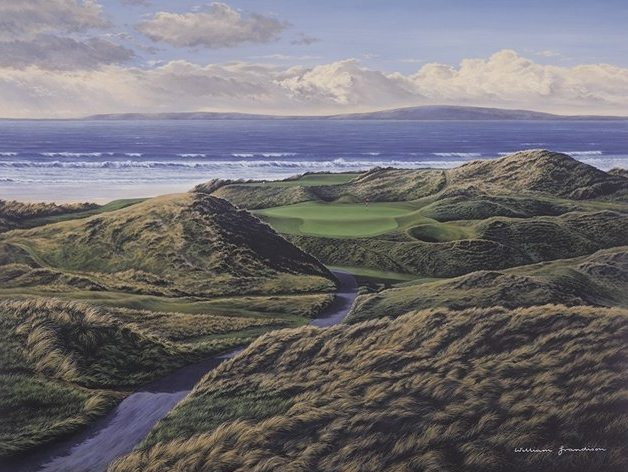 Ballybunion 15th  by Grandison