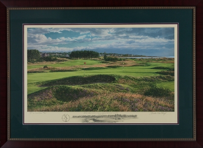 Carnoustie by Hartough