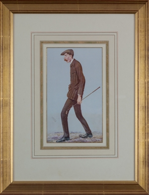 Vanity Fair Spy Prints Golf Art Com Online Store