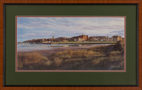 St Andrews from the Beach