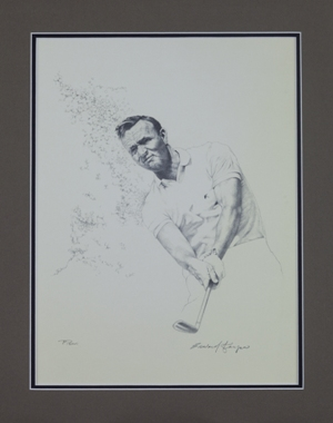 Arnold Palmer (Blasts out of the Bunker)