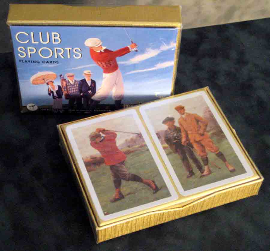 Golf Playing Cards_THUMBNAIL