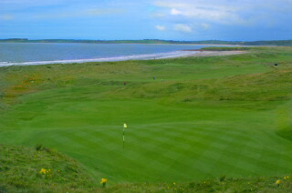 Rosses Point 17th by Rooney