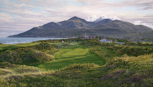 Royal County Down by Hartough