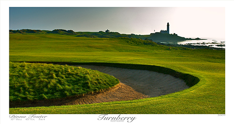 Turnberry 10th by Rooney