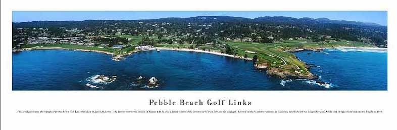 Pebble Beach Panorama