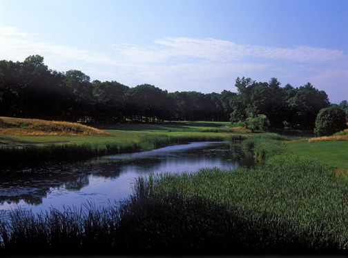 Yale Golf Course 4th Hole Golf Art Com Online Store
