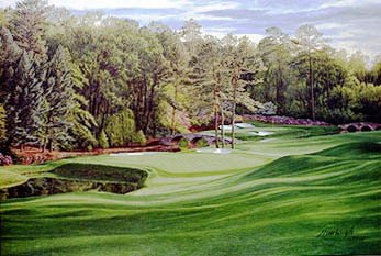 Augusta 11th by Hartough (textured canvas) THUMBNAIL