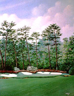 "Augusta ""Amen"" 13th by Griff"