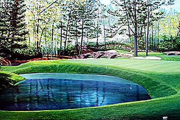 "Augusta 11th ""Dogwood"" by Griff"