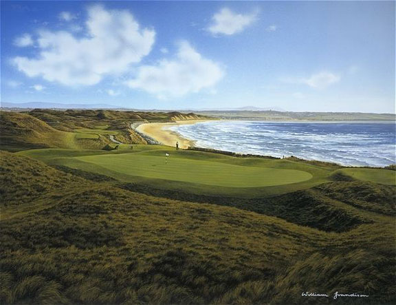 Ballybunion 10th  by Grandison THUMBNAIL