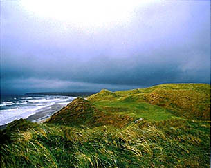 Ballybunion 16th by Lambrecht