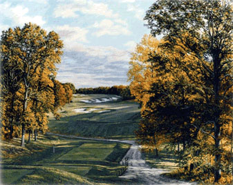 Bethpage Black by Hartough