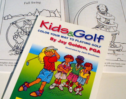 Kids & Golf  MAIN