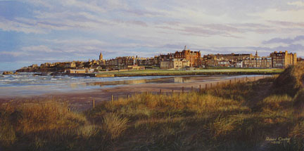 St. Andrews West Sands by Chorley