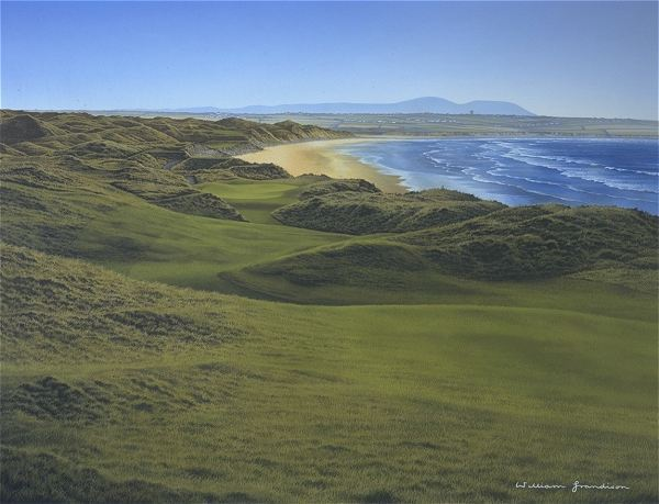 Ballybunion 11th  by Grandison THUMBNAIL