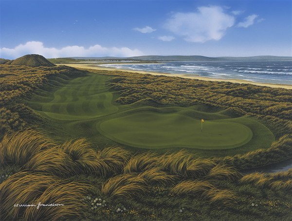 Enniscrone 15th by Grandison_THUMBNAIL