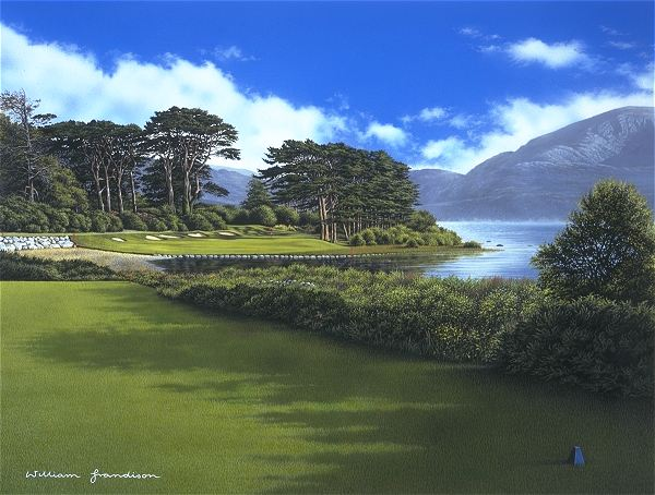 Killarney 18th by Grandison