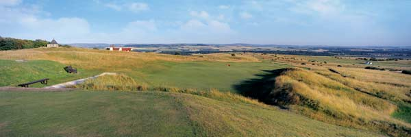 Gullane 6th by Drickey THUMBNAIL