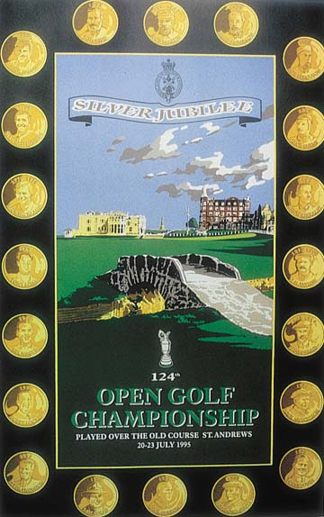 British Open  1995 by Reed MAIN
