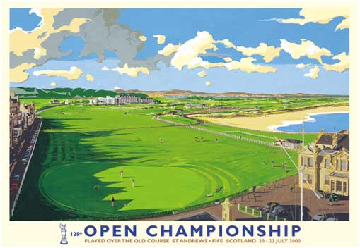 British Open  2000 by Reed THUMBNAIL