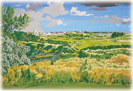 British Open  1998 by Reed MAIN