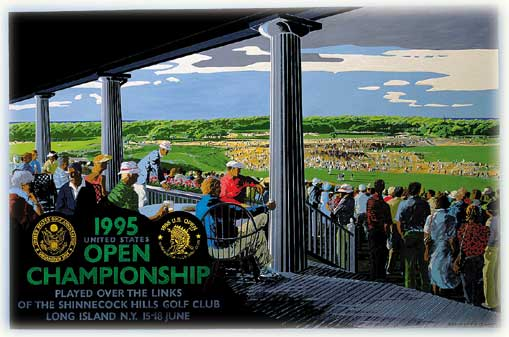 U.S. Open-1995 by Reed MAIN