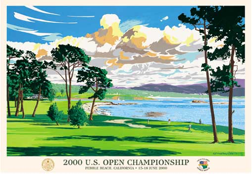 U.S. Open-2000 by Reed