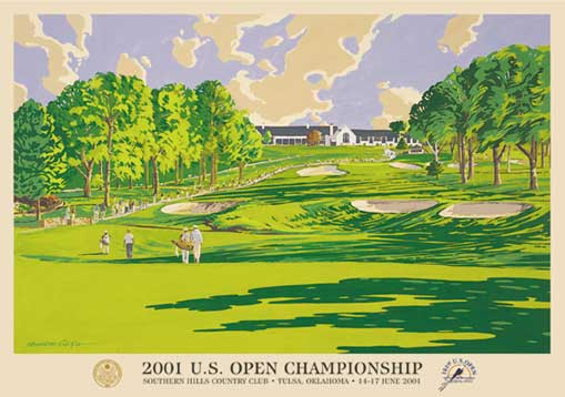U.S. Open-2001 by Reed THUMBNAIL