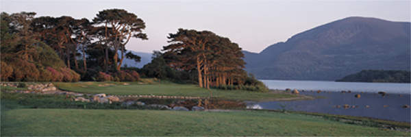 Killarney 18th by Drickey
