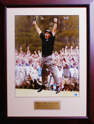 Mickelson Wins Masters