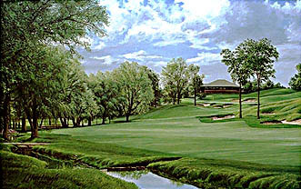 Muirfield Village by Hartough