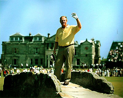 Nicklaus Farewell to St Andrews THUMBNAIL