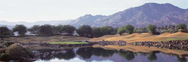 PGA West 17th by Drickey