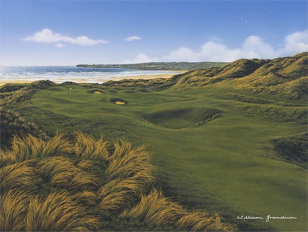 Lahinch 6th by Grandison