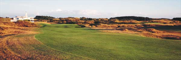 Royal Birkdale 9th by Drickey