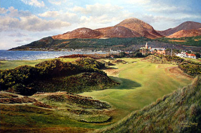 Royal County Down by Chorley  THUMBNAIL
