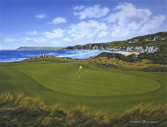Royal Portrush by Grandison