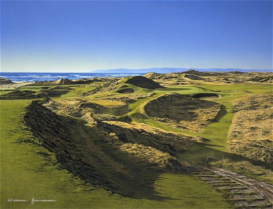 Royal Troon by Grandison