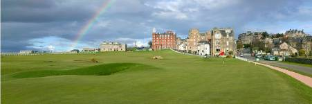 St Andrews 17th by Drickey MAIN